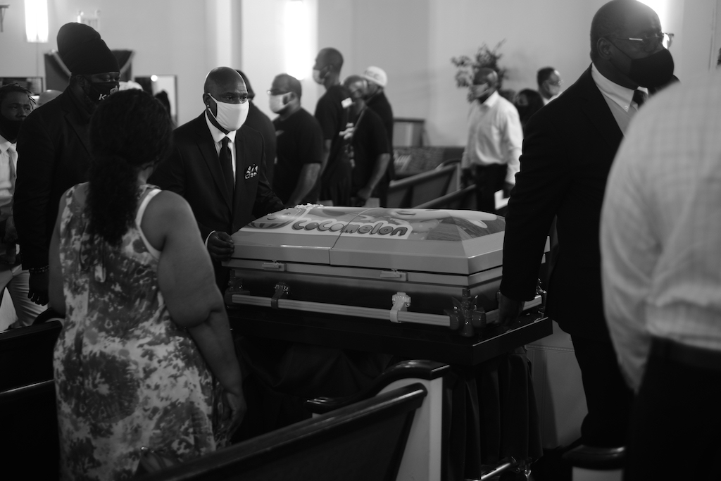 Rev. Sharpton at Funeral of One-Year-Old Shooting Victim: 'This Is a Disgrace'