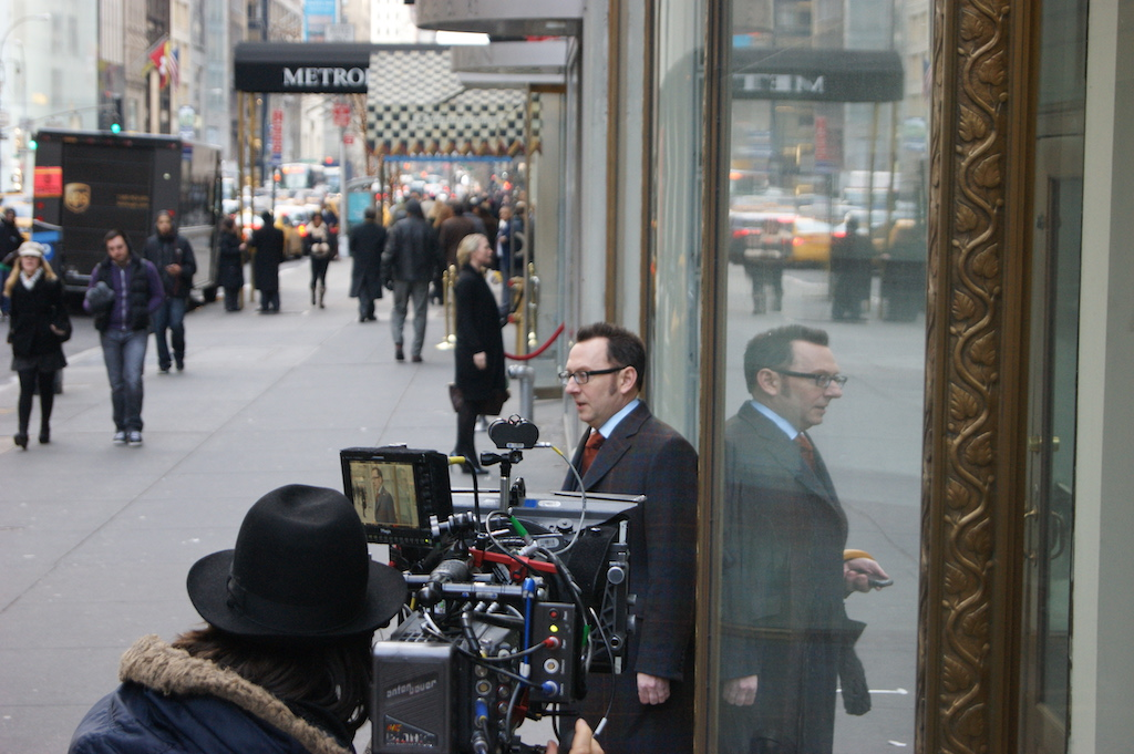 As Filming Resumes in NYC, It's 'Lights, Camera…Action?'