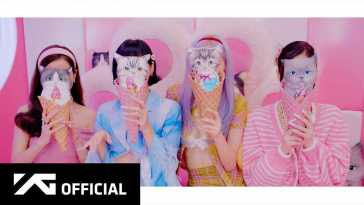 BLACKPINK – 'Ice Cream (with Selena Gomez)' M/V