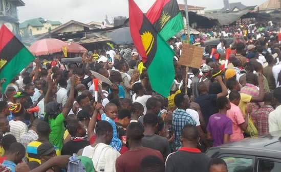 Image result for Anambra: IPOB makes a U-turn, says no plan to disrupt poll