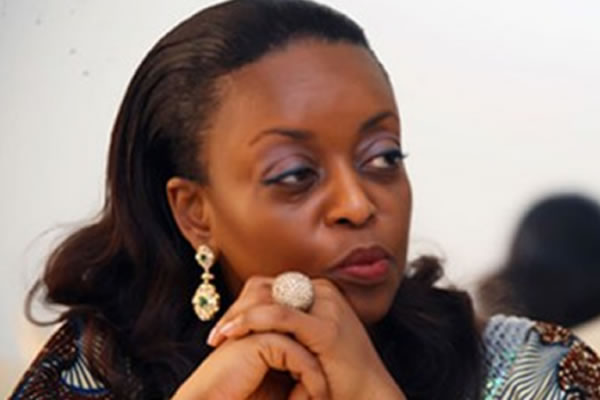 Image result for Former Minister of Petroleum Resources, Mrs. Diezani Alison-Madueke