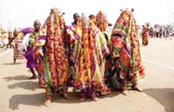 Image result for Masquerader, followers gunned down in Kogi