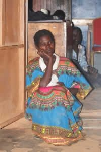 HIV positive wife of Kityo who was accused of defiling daughter