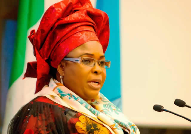 Image result for EFCC traces N2.1bn to Patience's dead mother's account