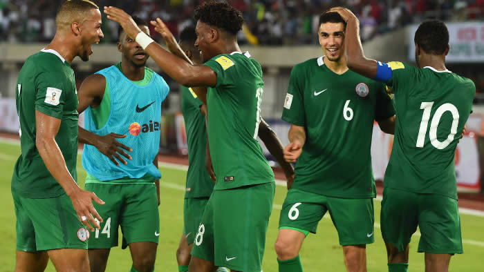 Image result for BREAKING: FIFA fines Nigeria for fielding ineligible player in World Cup qualifier, deducts points