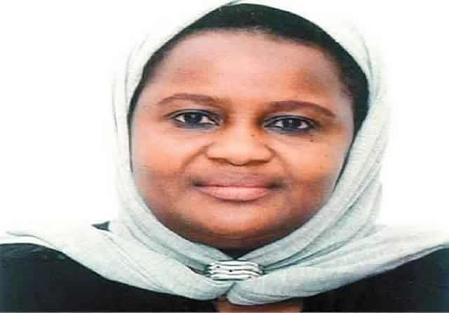 Image result for Acting Director-General, PenCom, Aisha Dahir-Umar