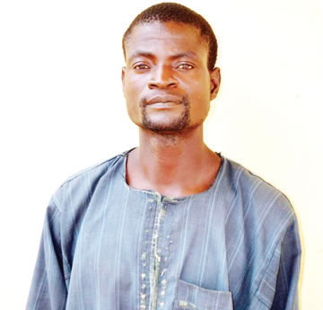 Image result for Man arrested for allegedly hacking wife to death