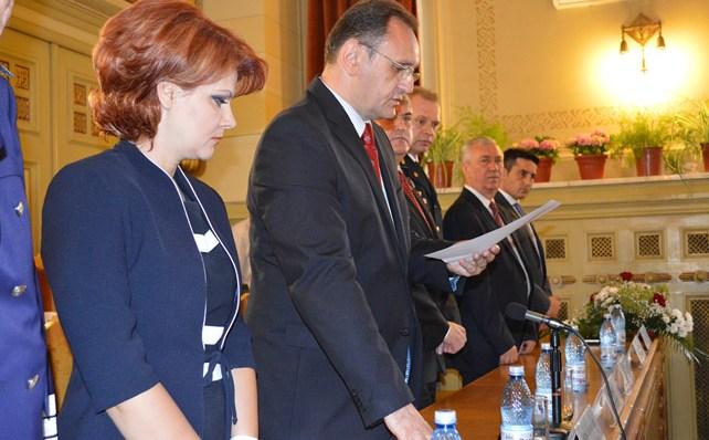 Prefectul Sorin Răducan și-a dat demisia din funcție. Postul este dorit de ALDE. Un inspector de la ITM, favorit