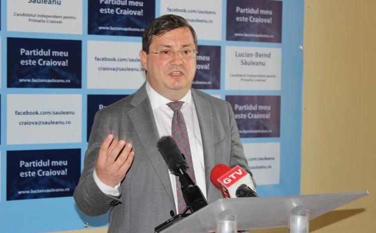 Săuleanu și-a anunțat candidatura la Primărie mai rămâne să treacă pragul celor 3000 de semnături