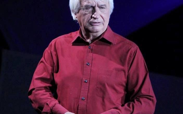 Treptele Unirii, recital Emil Boroghină  cu ocazia Zilei Culturii Naţionale