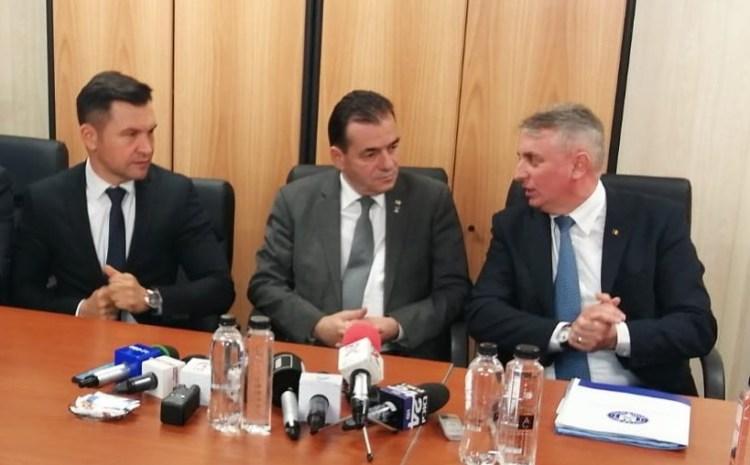 Stroe: Noul guvern PNL a dat ordin de începere a lucrărilor la centurile ocolitoare Balș și Slatina