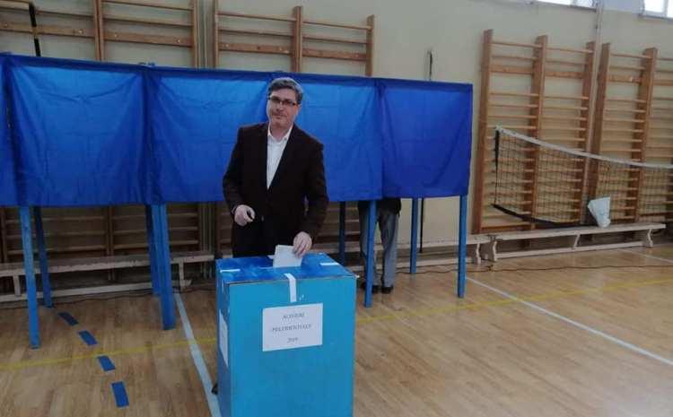 ALEGERI 2019/ Oprea(PNL): Am votat pentru un presedinte corect, integru, respectat