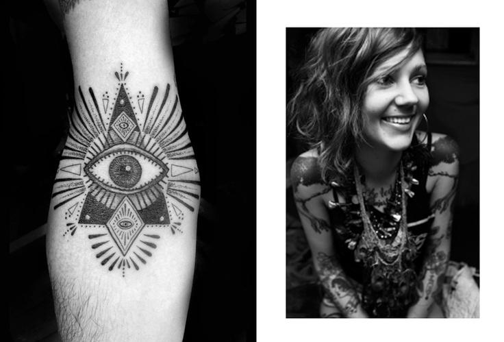 SYMBOLISM: 'All Seeing Eye'