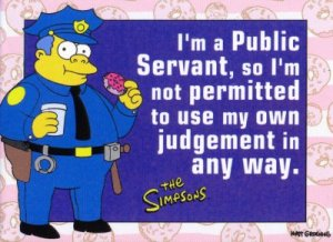 SM113~Chief-Wiggum-Posters