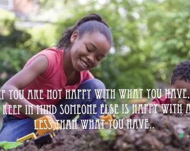 Get Inspired : If you are not happy with ...