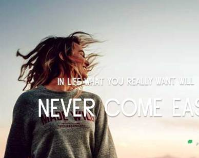 Life Quotes : in life what you really...