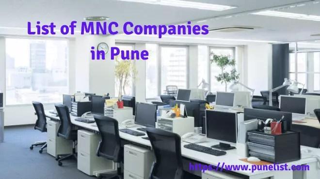 mnc-companies-in-pune