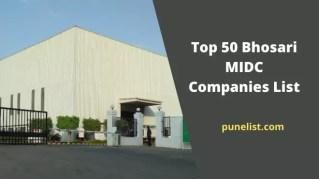 bhosari-midc-companies-list