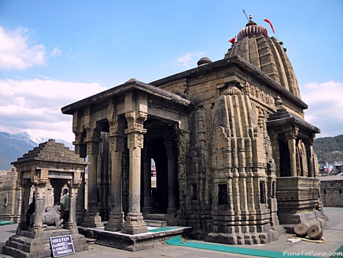 Baijnath Temple - Himachal