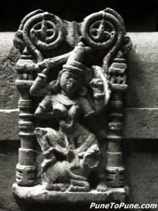 Ashta Matrika - Maheshwari