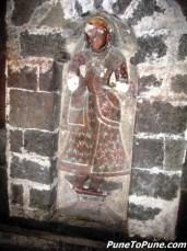 Parvati in Sabhamandapa