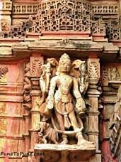 Lord Indra of Shamlaji