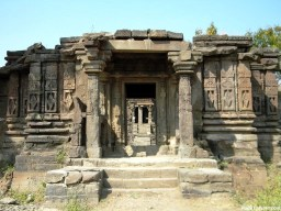 Entrance of Temple Complex