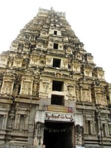 Gopuram - Virupaksha Temple