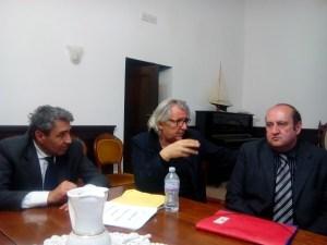 Pasquale De Lucia, Giampaolo Parente, Nicola De Lucia
