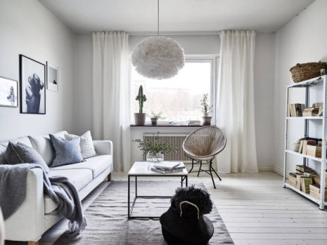 Minimal Interior Exquisite Design Inspiration #2