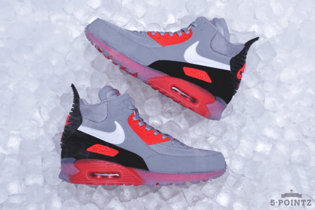 10 Air Max 90 Sneakerboots