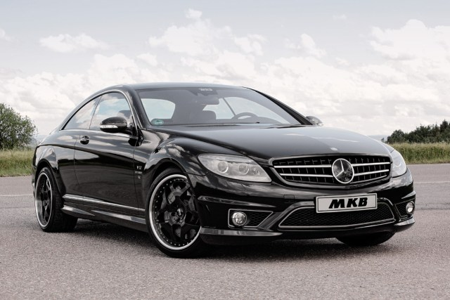 10 Top Luxury Car Brands MERCEDES BENZ CL65 AMG COUPE
