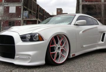 Dodge Charger Custom Two Door Coupe
