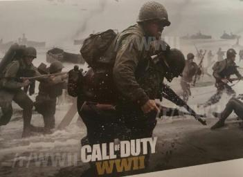 """RUMOR: Next Call of Duty Game Titled """"WWII"""", Returns to World War II"""