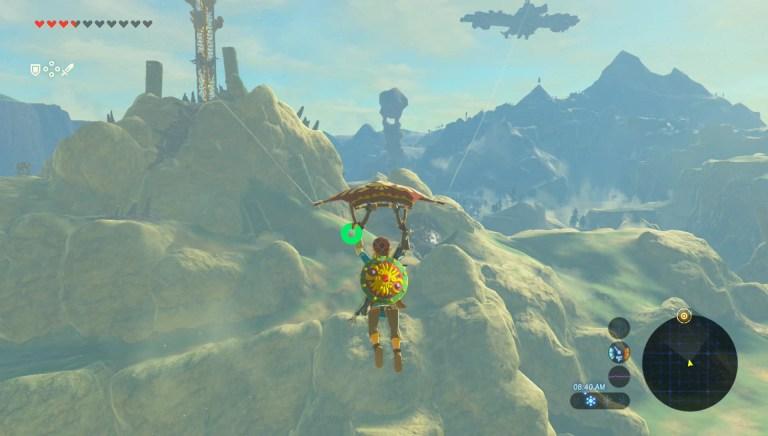 Breaking Review: The Legend of Zelda: Breath of the Wild