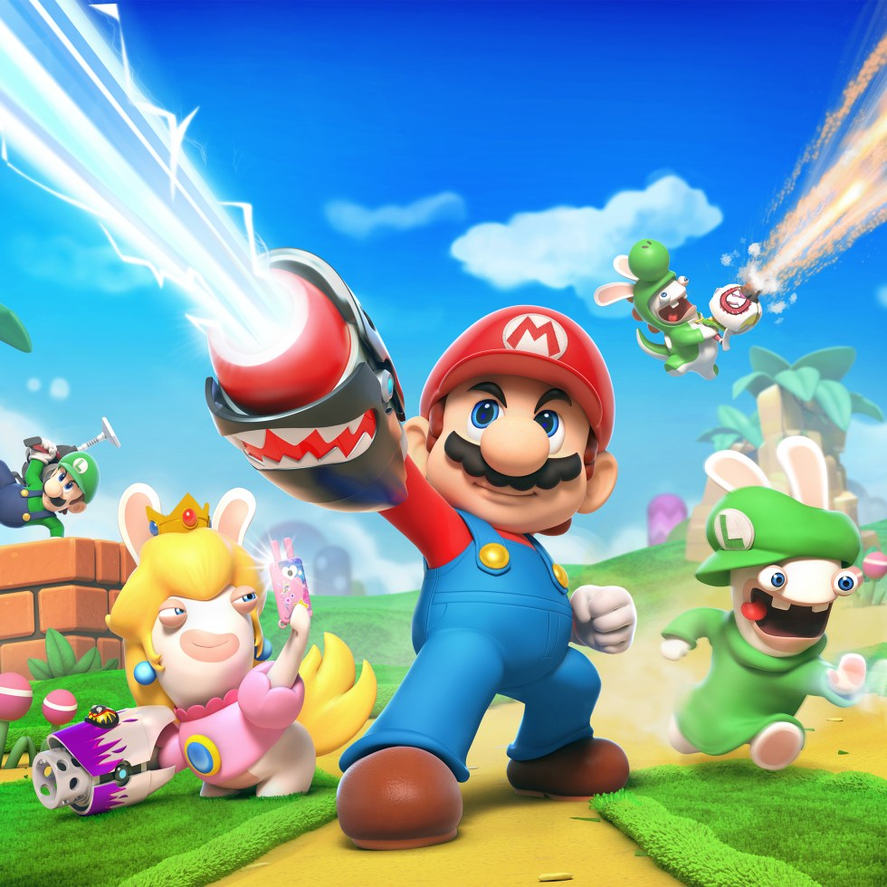 Breaking Review: Mario + Rabbids: Kingdom Battle