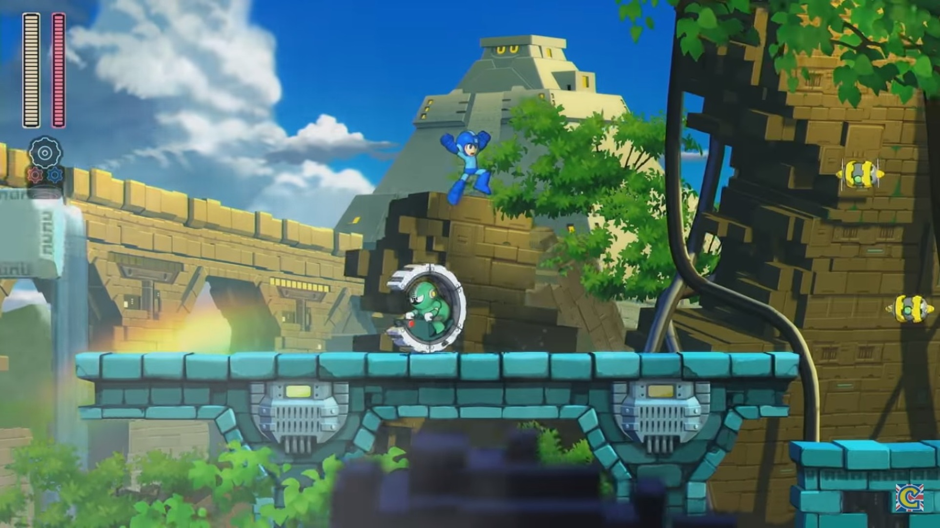 Mega Man 11, Mega Man X Collection Announced, Coming in 2018