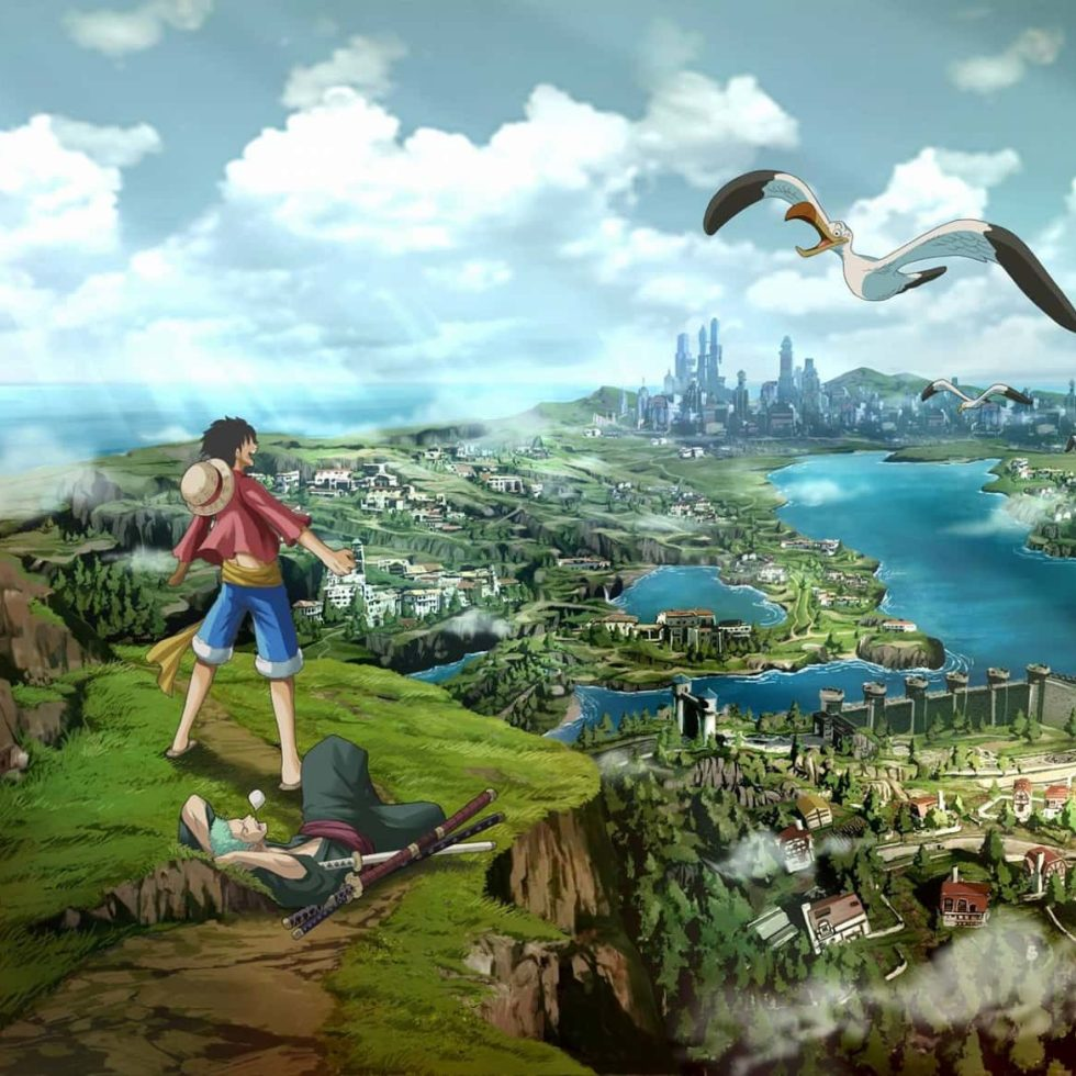 Could One Piece: World Seeker Be the Game Fans Have Been Dreaming Of?