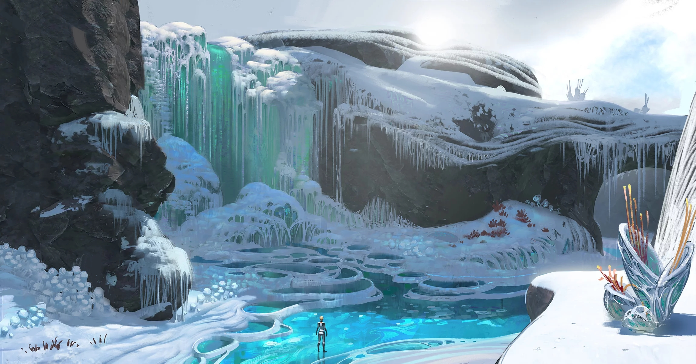 A Deep Dive Into The New Subnautica Below Zero Expansion