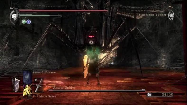 Demon's Souls bosses ranked - Armor Spider