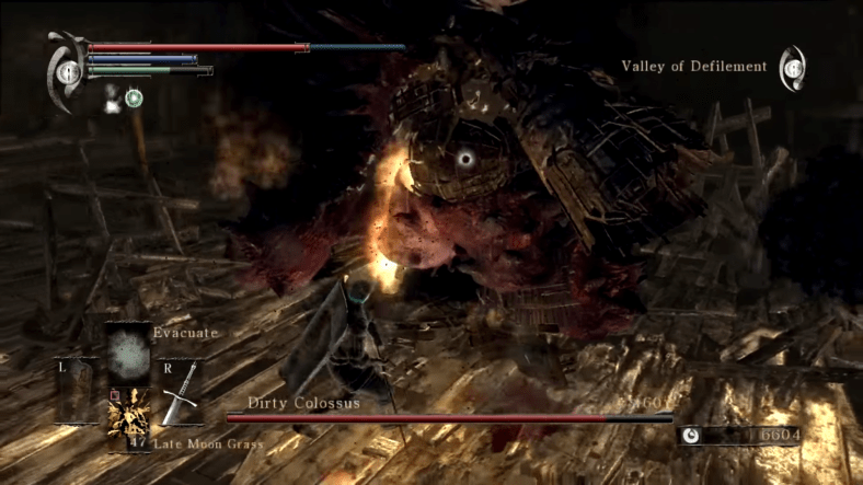 Demon's Souls ranked bosses - Dirty Colossus