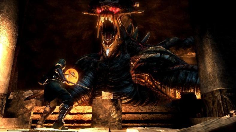 Demon's Souls bosses ranked - Dragon God