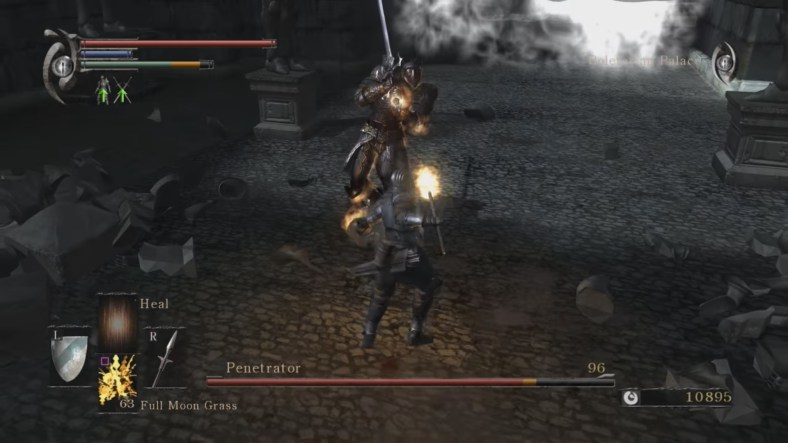 Demon's Souls bosses ranked - Penetrator