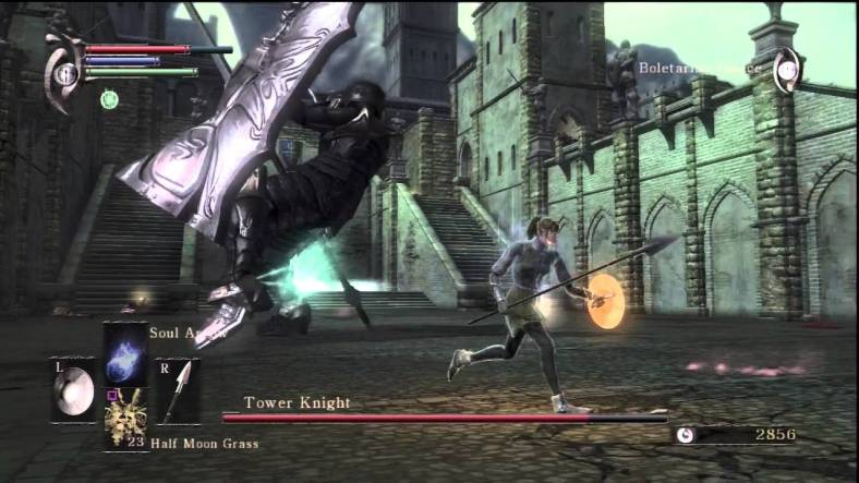 Demon's Souls bosses ranked - Tower Knight
