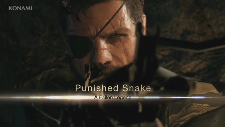 About The Punished Backlog - Punished Snake (the inspiration for our site name)