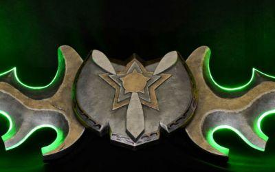 World of Warcraft: Illidan's Warglaive of Azzinoth