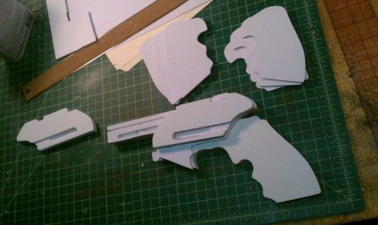 BSG Pistol - Step 2