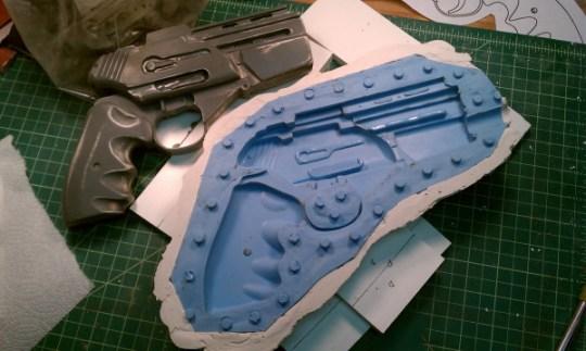 BSG Pistol - Step 7