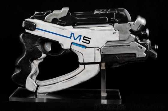M-5 Phalanx - On Black