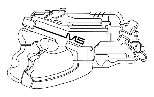 M-5 Phalanx - Vectors